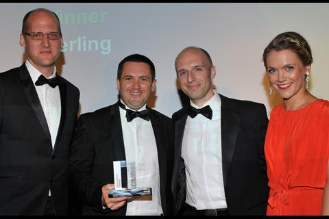 Insurer Fraud Prevention of the Year: Sterling